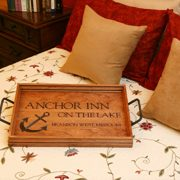 Customized Wooden Serving Tray