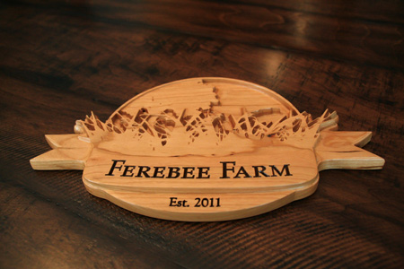 Custom Farm Logo